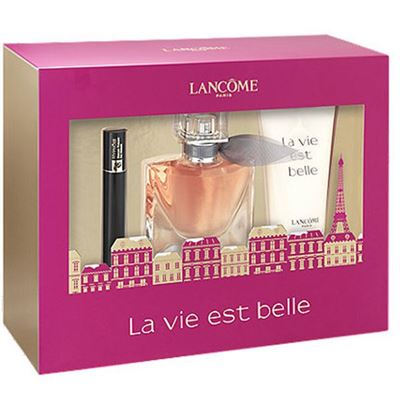 lancome la vie est belle edp 30ml kad n parf m set dilay. Black Bedroom Furniture Sets. Home Design Ideas