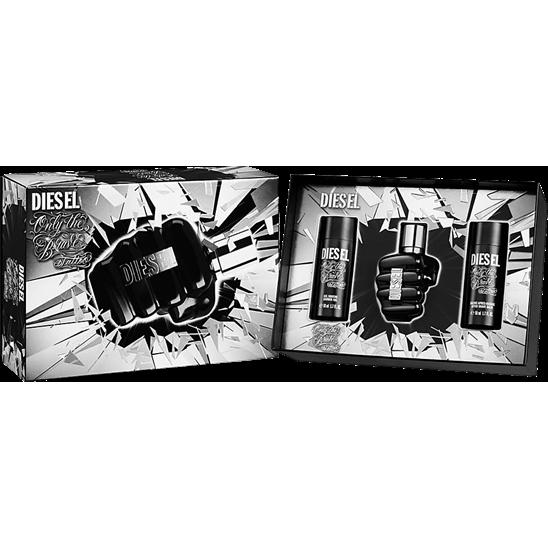 Diesel only the brave tattoo edt 75 ml erkek parf m set for Diesel only the brave tattoo gift set 50ml