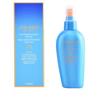 Shiseido GSC Sun Protection Spray SPF 15 150 ml