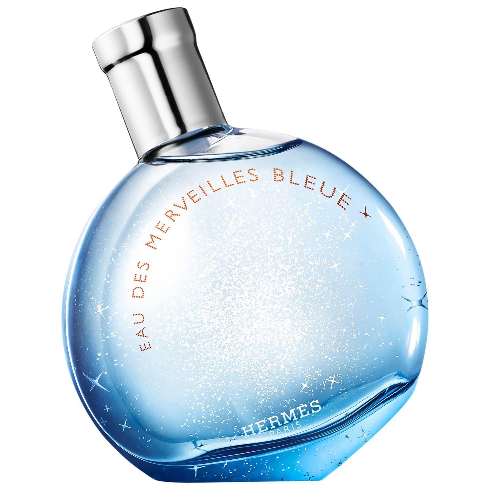 hermes eau des merveilles bleue edt 100ml bayan parf m. Black Bedroom Furniture Sets. Home Design Ideas