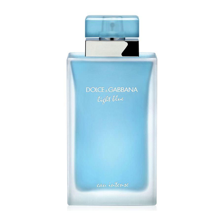 dolce gabbana light blue eau intense 50ml bayan parf m. Black Bedroom Furniture Sets. Home Design Ideas