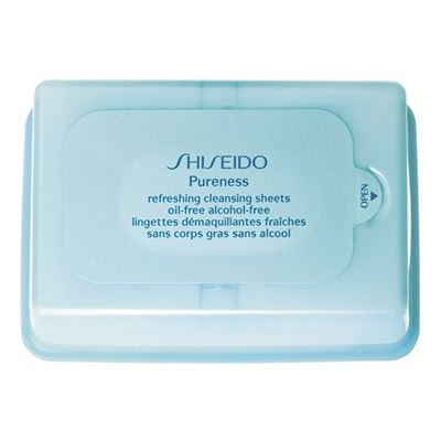 Shiseido Pureness Refreshing Cleansing Sheets 30 adet