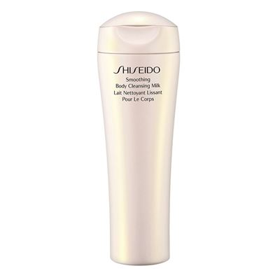 Shiseido Smoothing Body Cleansing Milk 200 ml Temizleme Sütü