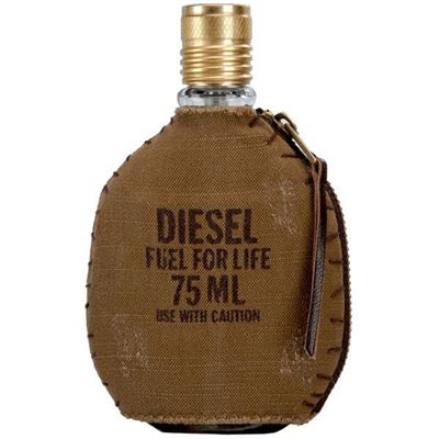Diesel Erkek Parfüm - Fuel For Life Homme Edt 75 ml