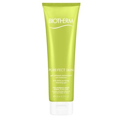 Biotherm Pure Fect Skin Anti Shine Cleansing Gel 125 ml