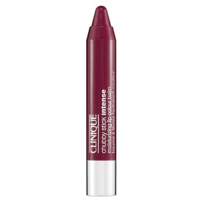 Clinique Chubby Stick Intense Grandest Grape Nemlendirici Ruj