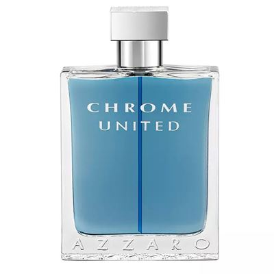 Azzaro Chrome United EDT 100 ml Erkek Parfüm