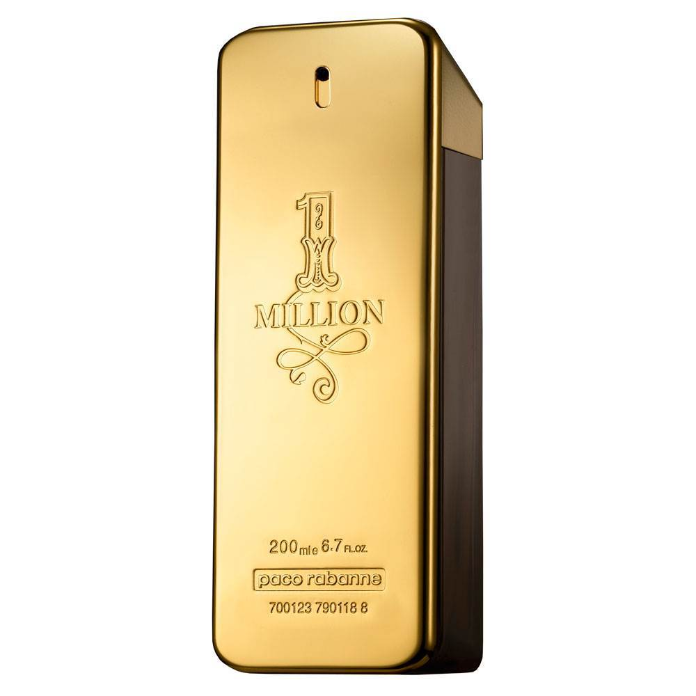 PACO RABANNE 1 MİLLİON EDT 200 ML - ERKEK PARFÜM