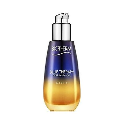 Biotherm Blue Therapy Serum In Oil Night 30 ml Gece Bakım Serumu