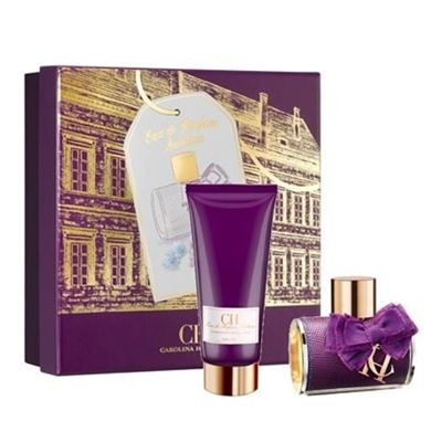 Carolina Herrera CH Sublime EDP 80 ml Kadın Parfüm Set