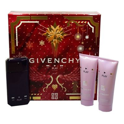 Givenchy Play For Her Intense EDP 50 ml Kadın Parfüm Hediye Set