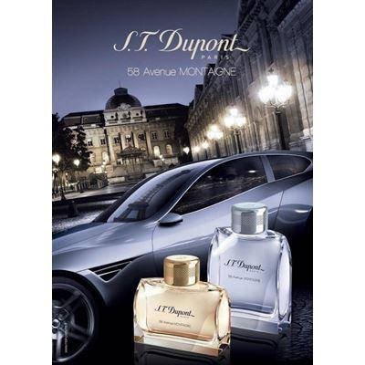 S T Dupont 58 Avenue Montaigne EDP 90ml Bayan Parfüm