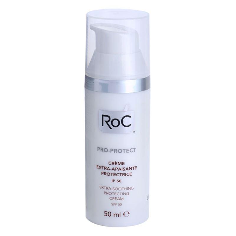 Roc Pro-Correct Extra Yatıştırıcı SPF50 Koruyucu Bakım Kremi 50ml