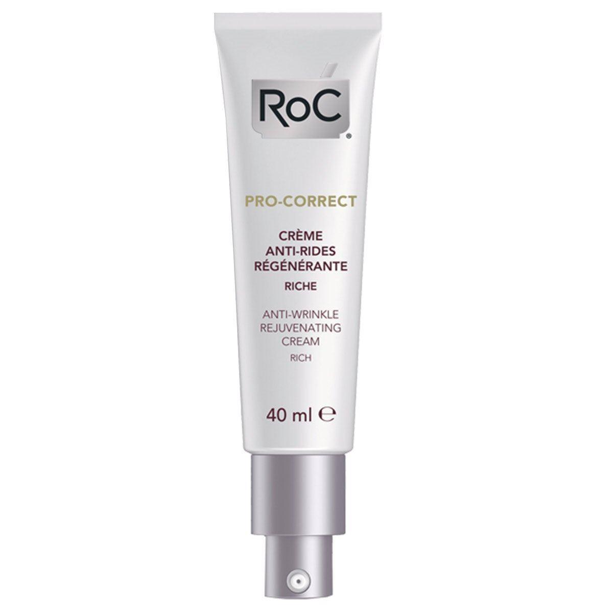Roc Pro-Correct Anti Wrinkle Kırışık Karşıtı Bakım Kremi 40 ml