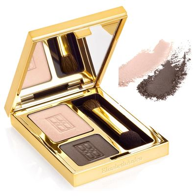Elizabeth Arden Beautiful Color Eye Shadow Duo 3 Tempting Taupe Far