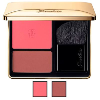 Guerlain Rose Aux Joues Blush Duo 04 Pink Punk Allık
