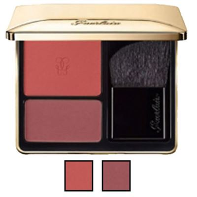 Guerlain Rose Aux Joues Blush Duo 06 Red Hot Allık