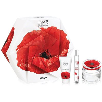 Kenzo Flower in The Air EDP 100 ml Kadın Parfüm Set