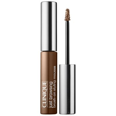 Clinique Just Browsing Brush On Soft Brown 02 Kaş Maskarası