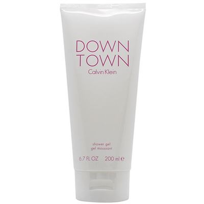 Calvin Klein Downtown Body Wash 200 ml Kadın Duş Jeli