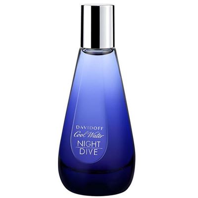 Davidoff Cool Water Night Dive Woman EDT 80 ml Kadın Parfüm