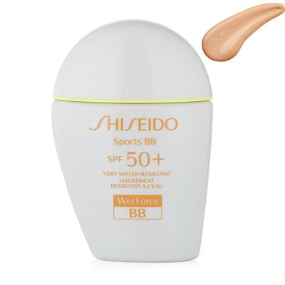 Shiseido Sports BB Broad Spectrum Wet Force 30ml SPF50+ Medium