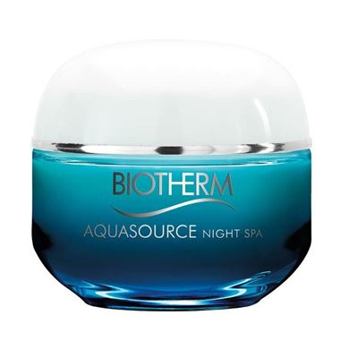 Biotherm Aquasource Night Spa 50 ml Tüm Cilt Tipleri