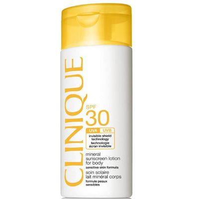 Clinique Mineral Sunscreen Vücut Losyonu SPF30 125ml