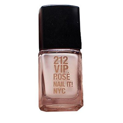 Carolina Herrera 212 Vip Rose Nail It Pembe Oje