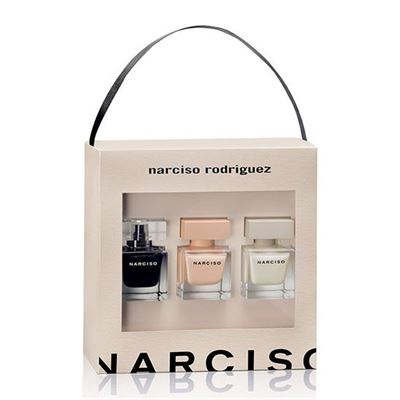 Narciso Rodriguez Discovery Box 3x30Ml Bayan Parfüm Set