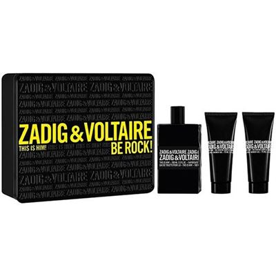 Zadig&Voltaire This Is Him EDT 100 ml Erkek Parfüm Set