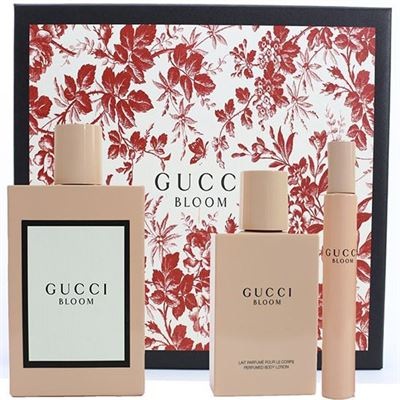 Gucci Bloom EDP 100ml Bayan Parfüm Set