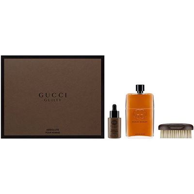 Gucci Guilty Absolute EDP 150 ml Erkek Parfüm Set