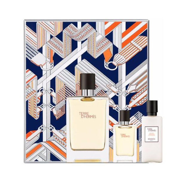 Hermes Terre D Hermes EDT 100 ml Erkek Parfüm Set