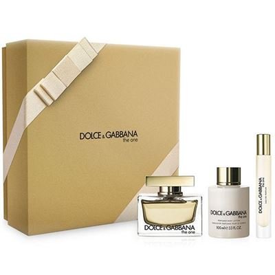 Dolce Gabbana The One EDP 75ml Bayan Parfüm Set