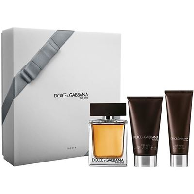 Dolce Gabbana The One For Men EDT 100ml Erkek Parfüm Set