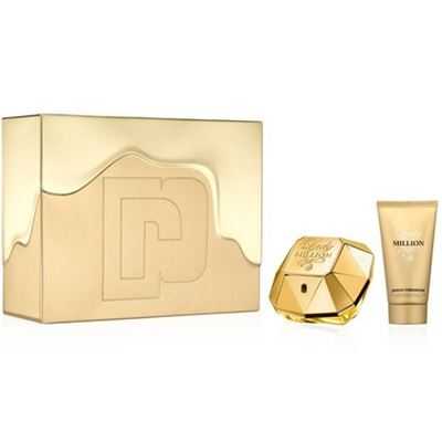 Paco Rabanne Lady Million EDP 80ml Bayan Parfüm Set