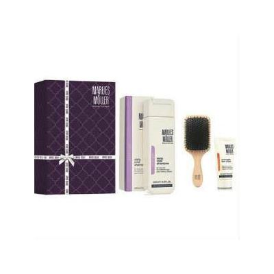 Marlies Möller Hair Beauty Kit Şampuan+Fırça+Saç Maskesi
