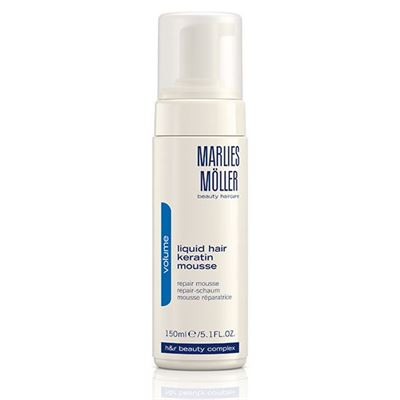 Marlies Möller Liquid Hair Keratin Mousse 150 ml Köpük