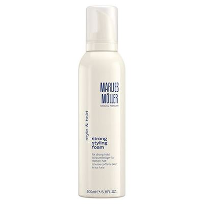 Marlies Möller Strong Styling Foam 200ml Şekillendirici Köpük