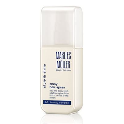 Marlies Möller Shiny Hair Spray 125ml Parlatıcı Sprey