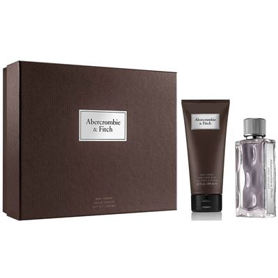 Abercrombie & Fitch First Instinct EDT 100 ml Erkek Parfüm Set