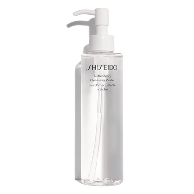 Shiseido Refreshing Cleansing Water 180 ml Temizleme Suyu