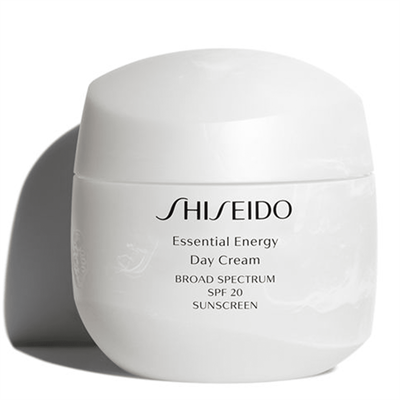 Shiseido Essential Energy Day Cream SPF20 50 ml - Nemlendirici