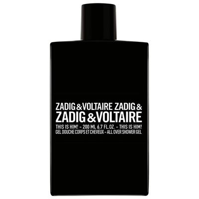 Zadig & Voltaire This Is Him! 200 ml Duş Jeli