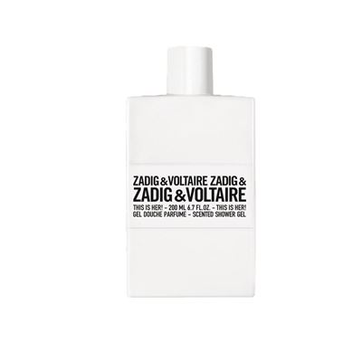 Zadig & Voltaire This Is Her! 200 ml Duş Jeli