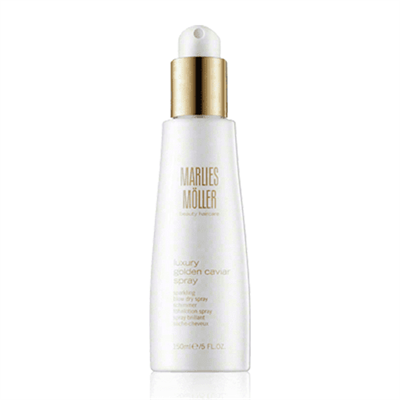 Marlies Möller Luxury Golden Caviar Spray 150ml Fön Spreyi