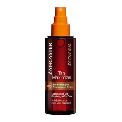 Lancaster Tan Maximizer Sublimating Oil Repairing After Sun 150ml