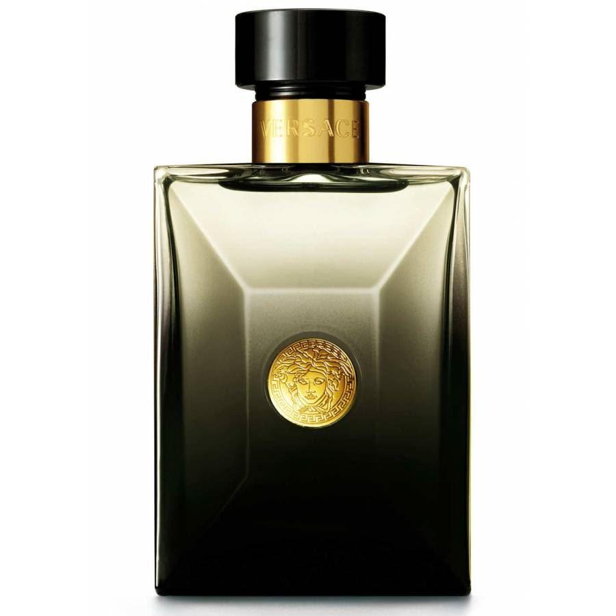 Versace Oud Noir EDP 100 ml Erkek Parfüm