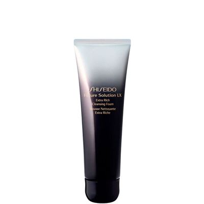 Shiseido Future Solution LX Total Extra Rich Cleansing Foam 125 ml
